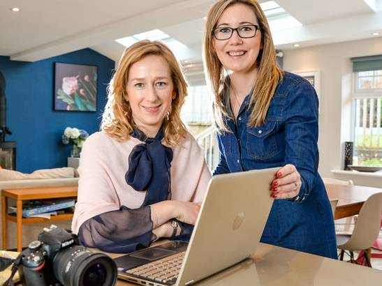 Lifestyle Locations Clare Armitage and Louise Bates